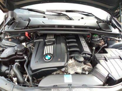 BMW 323i 2010 Black color for sale