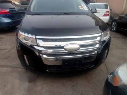 Ford Edge 2012 SE 4dr FWD (3.5L 6cyl 6A) Black for sale