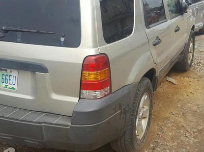 Ford Escape 2005 XLT Sport 4x4 Gray for sale