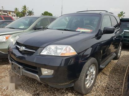 Supper clean Acura MDX 2004 Black color for sale