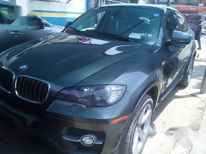BMW X6 2008 Blue for sale