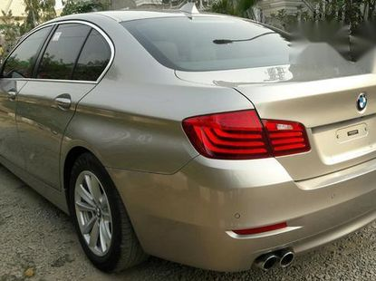 BMW 528i 2014 Gold for sale