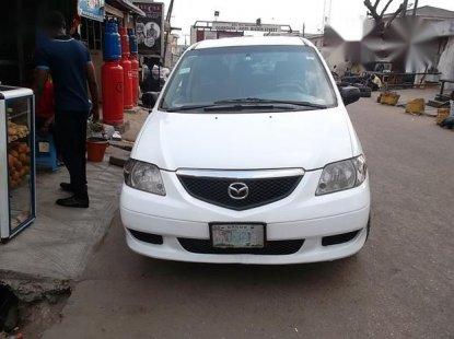 Mazda MPV 2003 White for sale