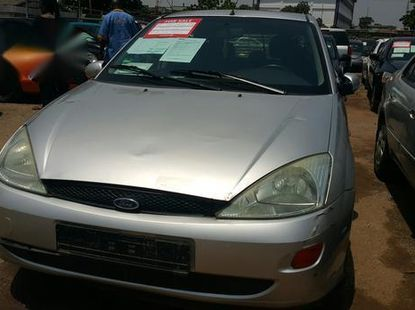 Ford Focus 1999 Silverfor sale
