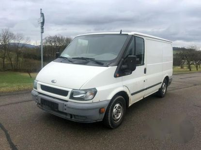 Ford Transit 2005 White for sale