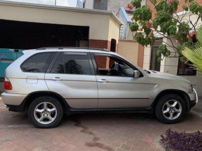 BMW X5 2002 Silverfor sale