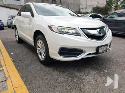 Acura MDX 2017 Whitefor sale