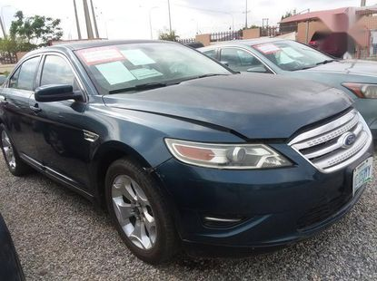 Ford Taurus 2012 Blue for sale