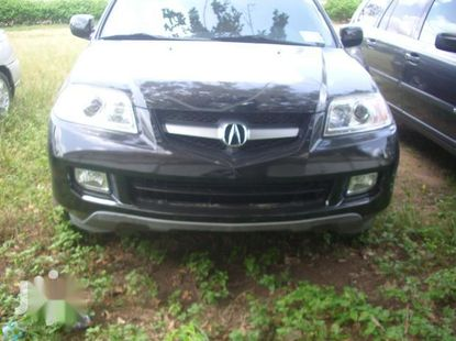 Acura MDX 2006 Black color for sale