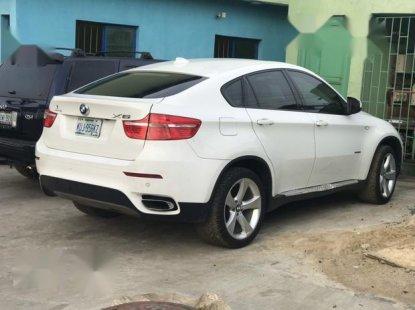 BMW X6 2010 xDrive50i White for sale