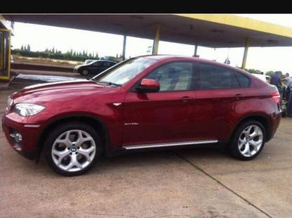 BMW X5 2008 Red color for sale