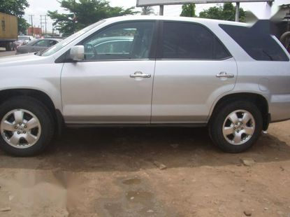 Acura MDX Touring Package 2004 Silver for sale