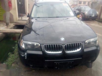 BMW X3 2006 3.0i Blackfor sale