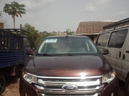 Ford 12 2012 Brownfor sale