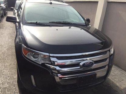 Ford Edge Petrol 2013 Black for sale