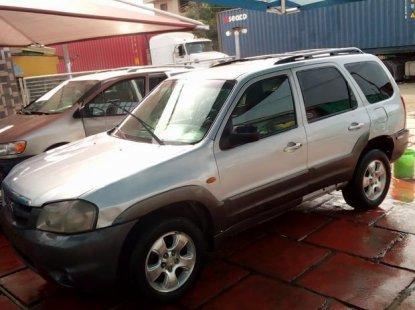 Mazda Tribute 2003 Silver for sale