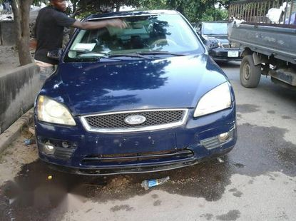 Ford Focus 2005 Blue for sale