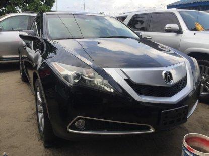 2011 Acura ZDX Black For sale