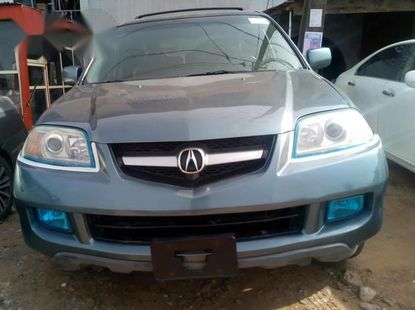 Acura MDX 2006 Blue for sale