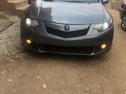 Acura TSX 2010 Gray  for sale