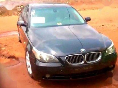 BMW 545i 2005 Black for sale