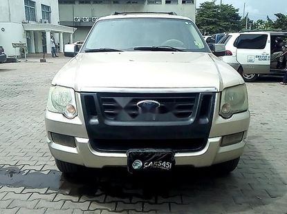 Ford Explorer 2007 Petrol Automatic Grey/Silver for sale