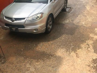 Acura RDX Automatic 2008 Silver for sale