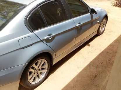 BMW 325i 2006 Green for sale