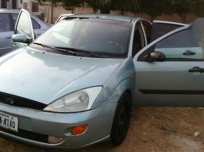 Ford Focus 1998 Green color for sale