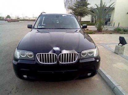 2007 BMW X3 Petrol Automatic Black for sale