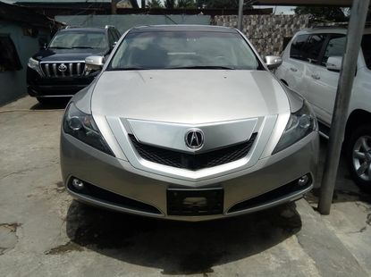 Almost brand new Acura ZDX Petrol 2012 for sale