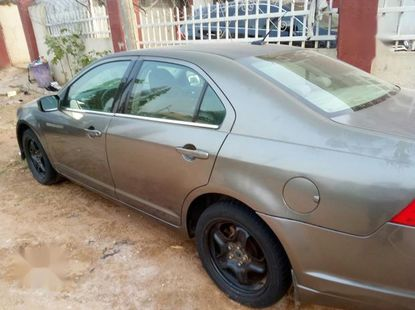 Ford Fusion 2010 SE Gray for sale