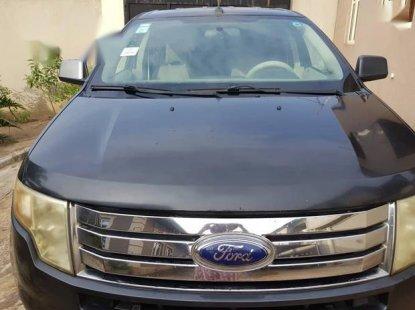 Ford Edge 2008 SE 4dr AWD (3.5L 6cyl 6A) Gray fir skae
