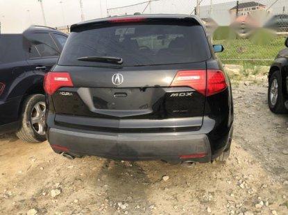 Toks Full option Acura MDX 2007 Black for sale