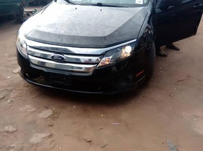 Ford Fusion 2012 Black for sale
