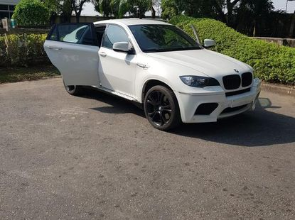 BMW X6 2011 White for sale
