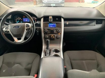Ford Edge 2013 Grey for sale