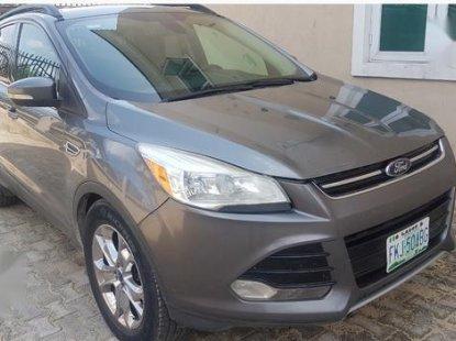 Ford Escape 2013 SEL Gray for sale