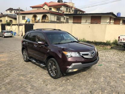 2009 Acura MDX Petrol Automatic For sale