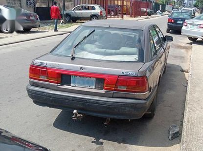 Mazda 626 Wagon 1990 gray for sale