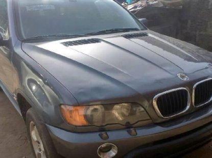 BMW X5 2005 Petrol Automatic Grey/Silver for sale