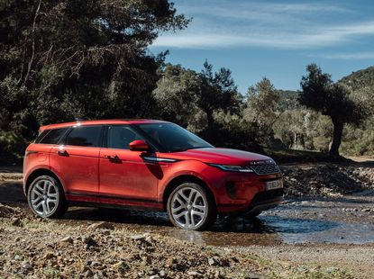 Facts you didn't know about the Range Rover Evoque