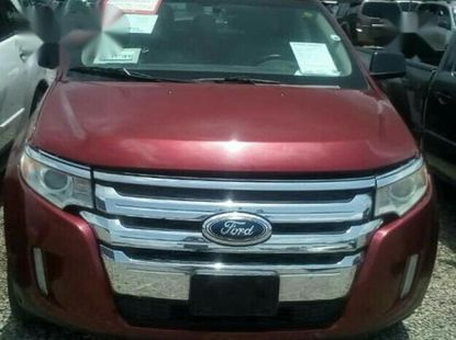 Very Clean Ford Edge 2011 Red color for sale