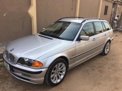 BMW 320i 2003 Silverfor sale