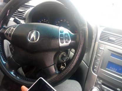 Acura TL Automatic 2006 Grayfor sale