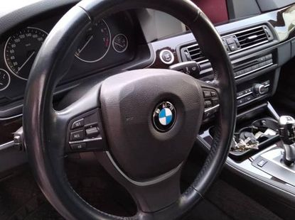 BMW 523i 2014 Brown for sale