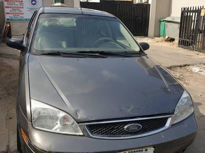 Ford Focus 2005 ZX5 S Gray for sale