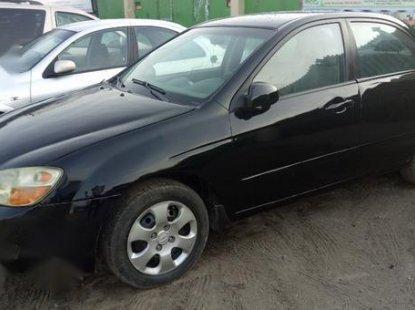 Kia Cerato 2008 2.0 EX Black color for sale