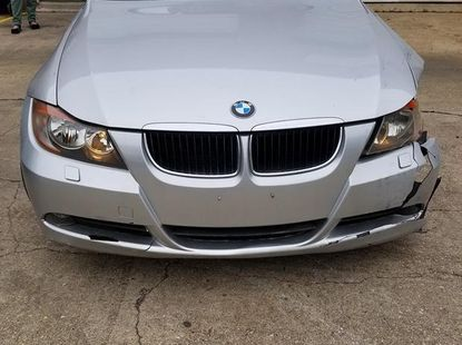 BMW 528i 2007 Gray for sale