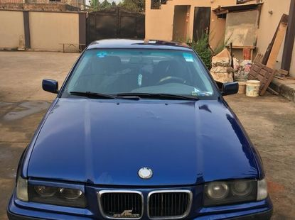 BMW 318i 1999 Blue for sale